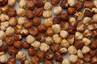More Hazelnut Products roasted nearly blanched