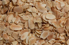 Sliced Almonds Quality thin halves roasted